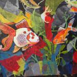 """Gold Fish"" by Laurie Williams"
